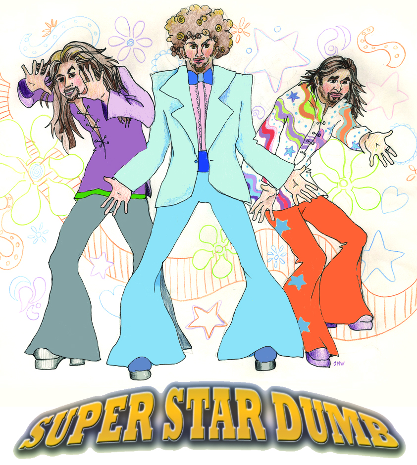 Super Star Dumb logo